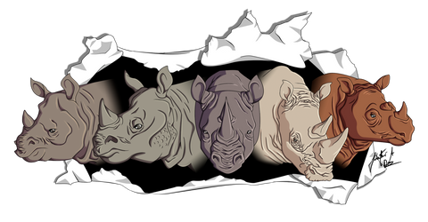 Bowling for Rhinos Banner by HDevers