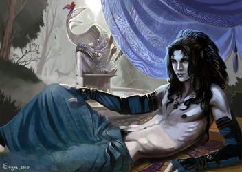 Rahab by madnessdemon