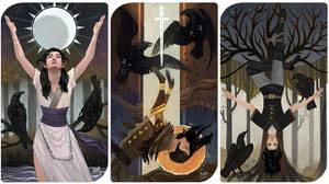 Commission: Iskia by madnessdemon