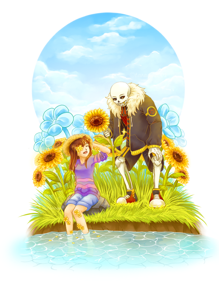 Flowerfell_Summer contest by tarami2002