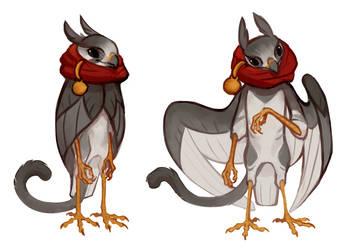 Falcon grifflet by peregyr