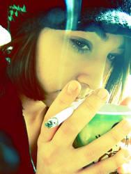 cigarette by koksuel