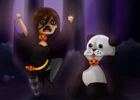Happy halloween by M-ar
