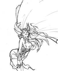 She-Ra by AskarZiel