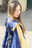 Highgarden girl - my take on highgarden fashion by Gewandfantasien