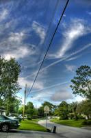 Linear Sky by RSMRonda