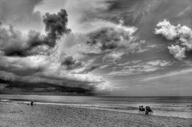 Calm's Adversary Arrives I by RSMRonda