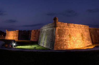Castillo de San Marcos by RSMRonda