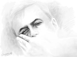 Peaceful Eyes by RSMRonda