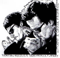 The Boondock Saints by Heather-Briana