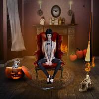 My Halloween by DjAnel