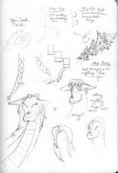daily sketch: amy by ciradrak
