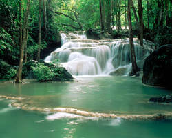 River Falls by PaganRaven