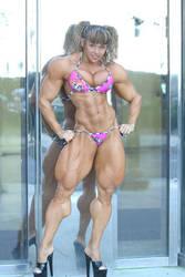 muscle morph unknown 1 by Arceexx