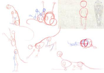 Body Studies Pt 2 by Dantedragon