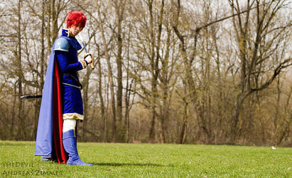 Eliwood Cosplay by Berry-Cosplay