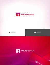 Logo Design - AakashSoneri by akkasone