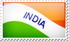 Stamp - Love India by akkasone