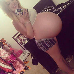 big pregnant belly by pregnancy2016