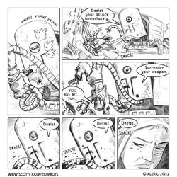 Zombots Page 22 by Striogi