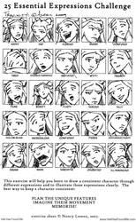 25 Expression Travinity by Striogi