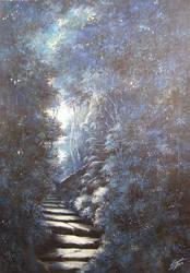 Forest II by Calealdarone