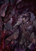 Dragon Knight Jave by Arcsh