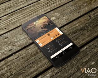 VIAO Theme by marcco23