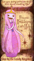 Adventure Time! - Princess Bubblegum by FischHead
