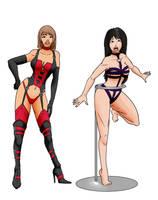 Tekken Switch D-S by Master-Geass