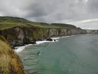 Ireland's coast by Manga124