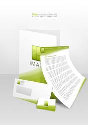 imax: corporate identity 2 by janvanlysebettens