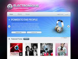 Electronique v1 by janvanlysebettens