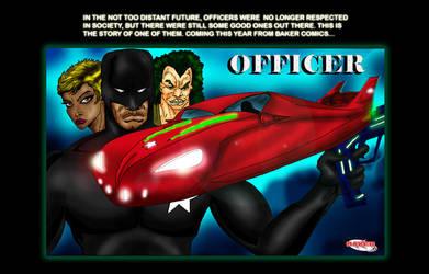 Officer Final by ARTISTBAKER2011