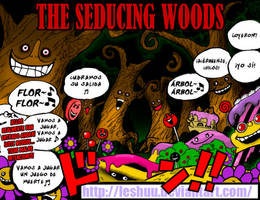 One Piece 831 Color Test - The Seducing Woods by LESHUU