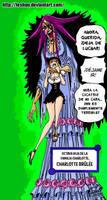 One Piece 832 - Charlotte Brulee by LESHUU