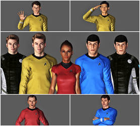 Star Trek {REUP} -links in description- by MyllaDinX