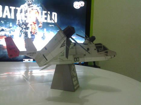 Mv-22b Osprey by Metamorfico