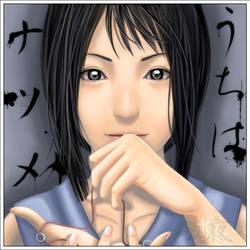 NARUTO: Uchiha Natsume by AyaK-JP