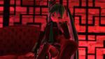Hatsune Miku Pensante by GameekWinFR