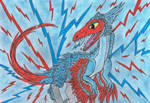 Troodon lvl40 by Viperwings