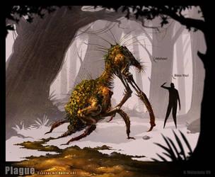 Plague by walachnia