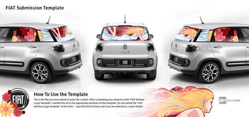 More FIAT More Imagination Contest by pet988bnv