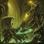 Darkness by TheFirstAngel