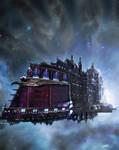 Warhammer40k-SouvereignVenture by TheFirstAngel