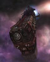 Warhammer40k-EternalPraetorian by TheFirstAngel