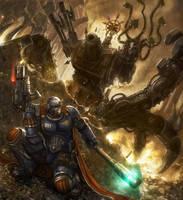 Warhammer 40k -Dark Heresy 17 - Book of Judgement by TheFirstAngel