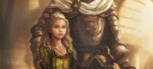 A Game of Thrones - Myrcella by TheFirstAngel