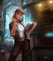 Star Wars - Age of Rebellion - Rebel Supplies by TheFirstAngel