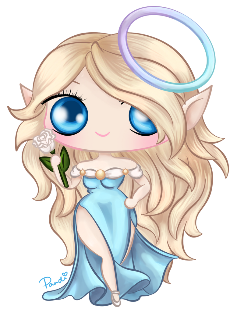 AngelicTea by pandy0